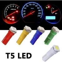 Lampu Led T5 Speedometer Spidometer Variasi Motor Terang Universal