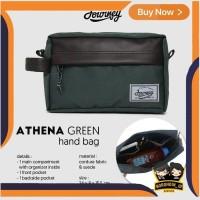 Tas Journey Athena/ Handbag Pria/Tas Tangan/Clutch Tas Gadget PRO33