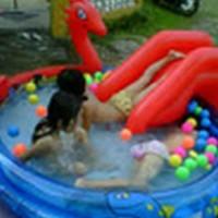 Kolam Renang Anak Viking Pool Perosotan Kolam Ular Prosotan Ahsantoko1