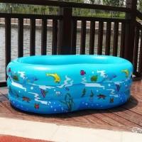 Kolam Renang Plastic Besar Anak   Swimming Pool Sealife Rafajaya456