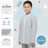 Kemkid Avior -Baju muslim anak rabbani