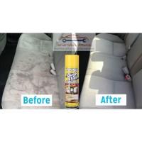 Foam Pembersih Jok Mobil & Dashboard Interior - WAXCO TOUGH STAIN