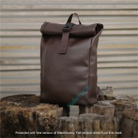 Tas Ransel Pria Kulit / Tas Pria Kulit / Ransel Backpack Pria Premium