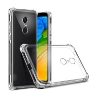 Case Xiaomi Redmi 5 Plus Soft Case Anti Crack Anti Shockproof