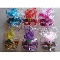 Carnival Mask / Topeng pesta - Biru