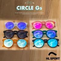 Kacamata GOODR Circle Gs Round UV400 Sunglass Polarized