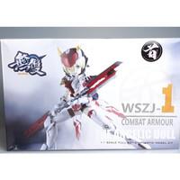 Combat Armor Girl WSZJ 1 Astray Red Frame Model Gundam