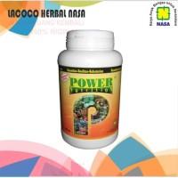 pupuk organik power nutrition nasa 250 gr - pelebat buah