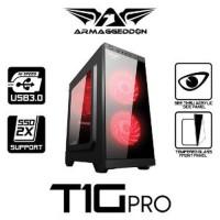 Armageddon T1G Pro casing komputer