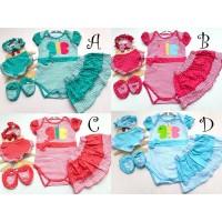 Butterfly Jumper / Jumper Bayi Perempuan Lucu Murah / Baju Bayi Cewe