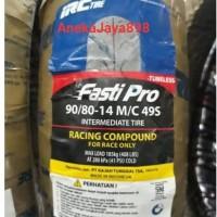 Ban racing IRC Fasti pro matic 90/80-14
