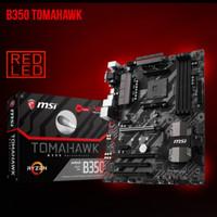 motherboard MSI TOMAHAWK B350 (AM4)