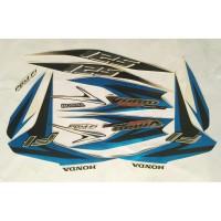 stiker striping honda vario techno 125 2013 putih biru