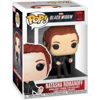 READY! Funko Pop Marvel Black Widow Natasha Romanoff Street Clothes