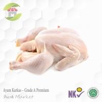 Ayam Karkas Broiler 0,9-1KG ayam potong frozen