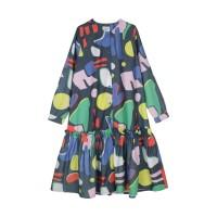Nadjani - Dress Winny - Dark Blue