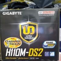 MOTHERBOARD GIGABYTE H110M-DS2 SOCKET 1151