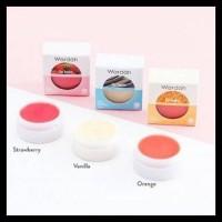 Diskon Wardah Lip Balm Orange 6.5 G