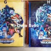 HOT SALE Buku Album Kartu Animal Kaiser 96 Kartu Ukuran Sedang 15 x 20