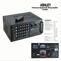 Murah Ampli Mixer Ashley KA 6500 300watt ORIGINALQSQSXX