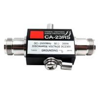 Ca-23rs PL259 SO239 Antena Radio Adapter Coaxial Protector Surge