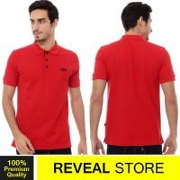 Polo Shirt Pria Nike Merah / Kaos Polo Kerah Wangki Shirt