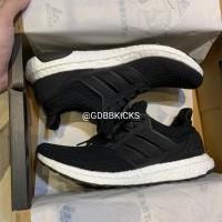 Adidas Ultraboost U 4.0 Coreblack Blackwhite 100% ORIGINAL BASF Adidas