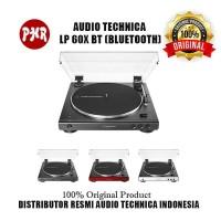 Turntable Audio Technica AT-LP60X BT [Vinyl Player/Piringan Hitam]