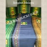 Sarung Wadimor Songket Melayu