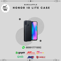 Jelly Case Casing for Huawei Honor 10 Lite