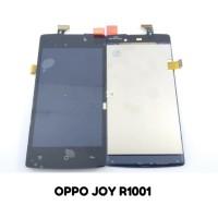 Hs lcd oppo joy r1001 fullset touchscreen original