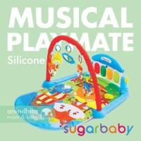 SUGAR BABY All in 1 Piano Playmat Karpet Mainan Bayi Play Gym Play Mat