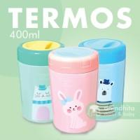 BABY SAFE Food Jar Vacuum Flask 400ml Thermos Makanan Termos Bubur
