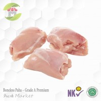 Boneless Paha Ayam Fillet 1kg Filet paha ayam
