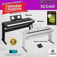 Yamaha DGX 660 - Custom 3 Pedal / DGX-660 / DGX660 / DGX660B Digital