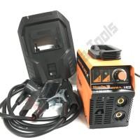 MEGATEC MMA-120 Mesin Las Listrik 900 Watt Inverter Travo