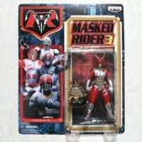 ORI Kamen Rider ZX Masked Rider 3 Showa Classic Banpresto