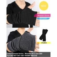 Paling Terpopuler Promo!! Assassin Gloves - Hitam Sarung Tangan Murah