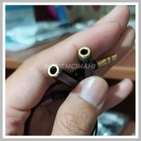 Spliter 2 In 1 - Output Jack 3.5mm Dual Aux Speaker Earphone