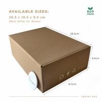 Box Packaging (28.5x19.5x9.5 cm) Kardus Premium Ready Stock