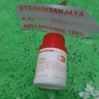 Minyak Rem Merah WI-TEQ Dot 3 isi 50 ML Untuk Motor, Mobil, DLL