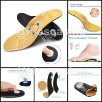 BK Insole Alas Sepatu Busa Kulit Insoles Sol Shoes Shoe Cushion Bantal
