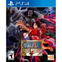 PS4 One Piece Pirate Warriors 4 (Region 3/Asia/English)