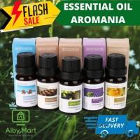 Pure Essential Oil Aromania - Oil Diffuser & Aromatherapy