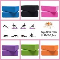 Balok yoga murah meriah / balok yoga / balok foam yoga