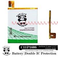 Baterai Asus Zenfone 3 Laser ZC551KL C11P1606 Double IC Protection