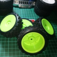 ban+velk buggy rc offroad hex-12mm