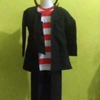 Baju Sakera Anak Setelan Karnaval Adat Madura