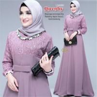 Baju Gamis pesta Modern Seragam Gamis terbaru Dress Muslim Wanita