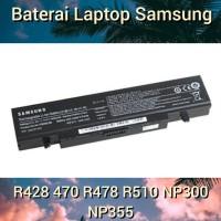 Baterai Laptop Samsung R428 470 R478 R510 NP300 NP355 Series